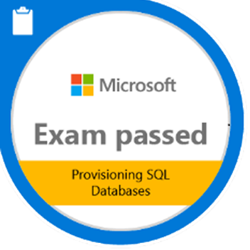 70-765 Provisioning SQL databases  _