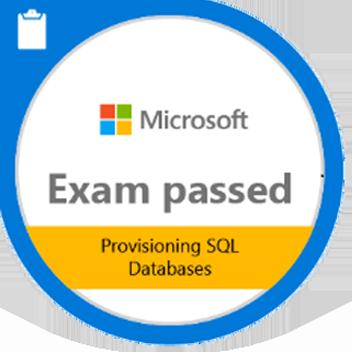 70-765 Provisioning SQL databases _