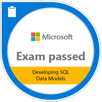 70-768 Developing sql data models