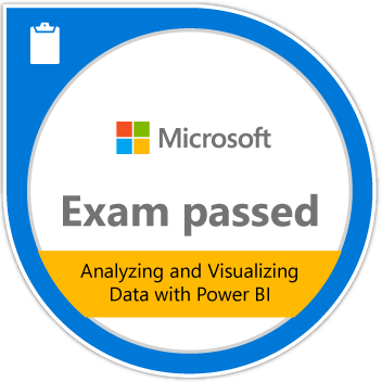 70-778 Analyzing and visualizing data with Microsoft Power BI