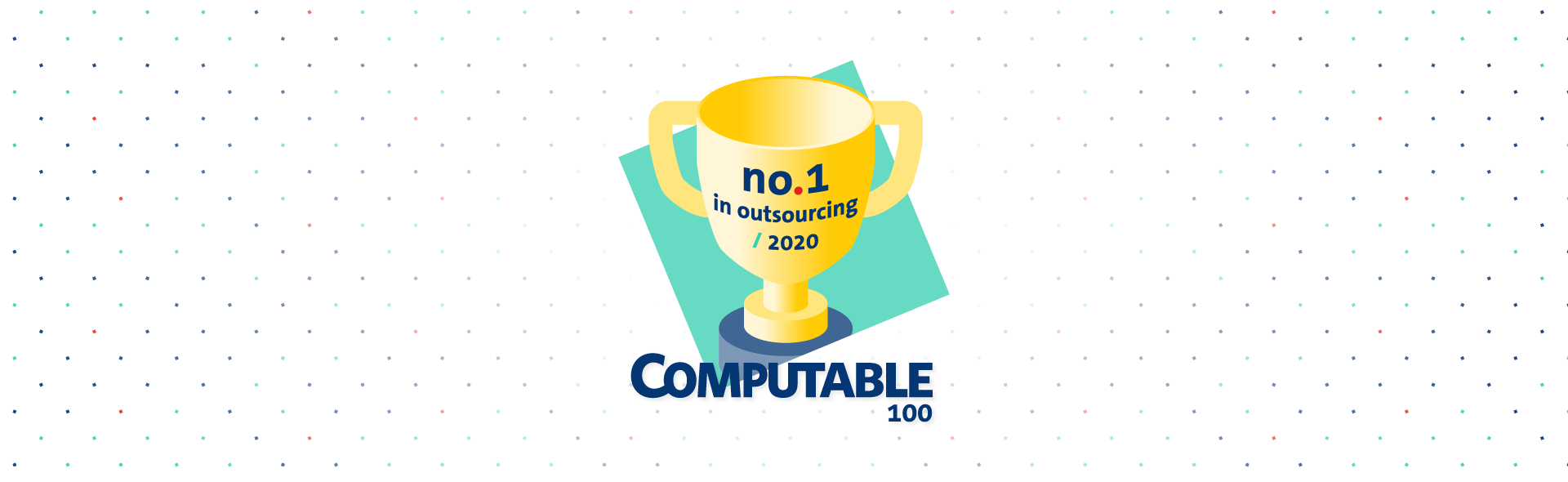 OGD nummer 1 in Outsourcing Computable 100