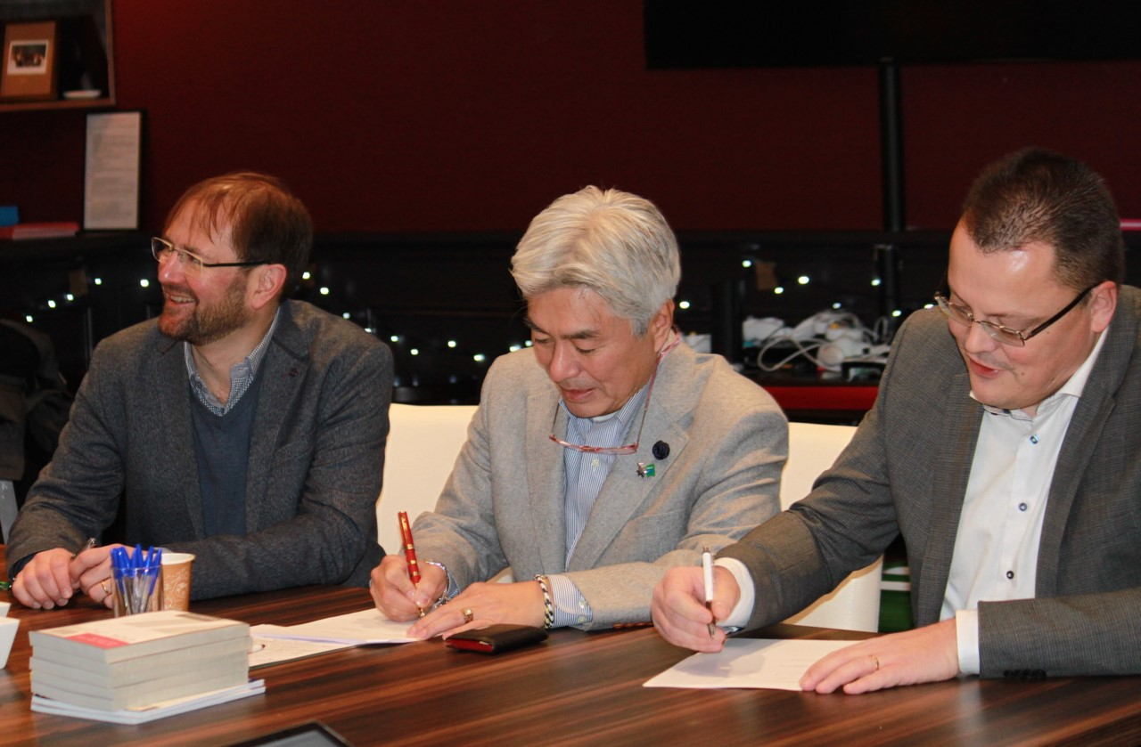 OGD gaat partnership aan met Japans ict-bedrijf