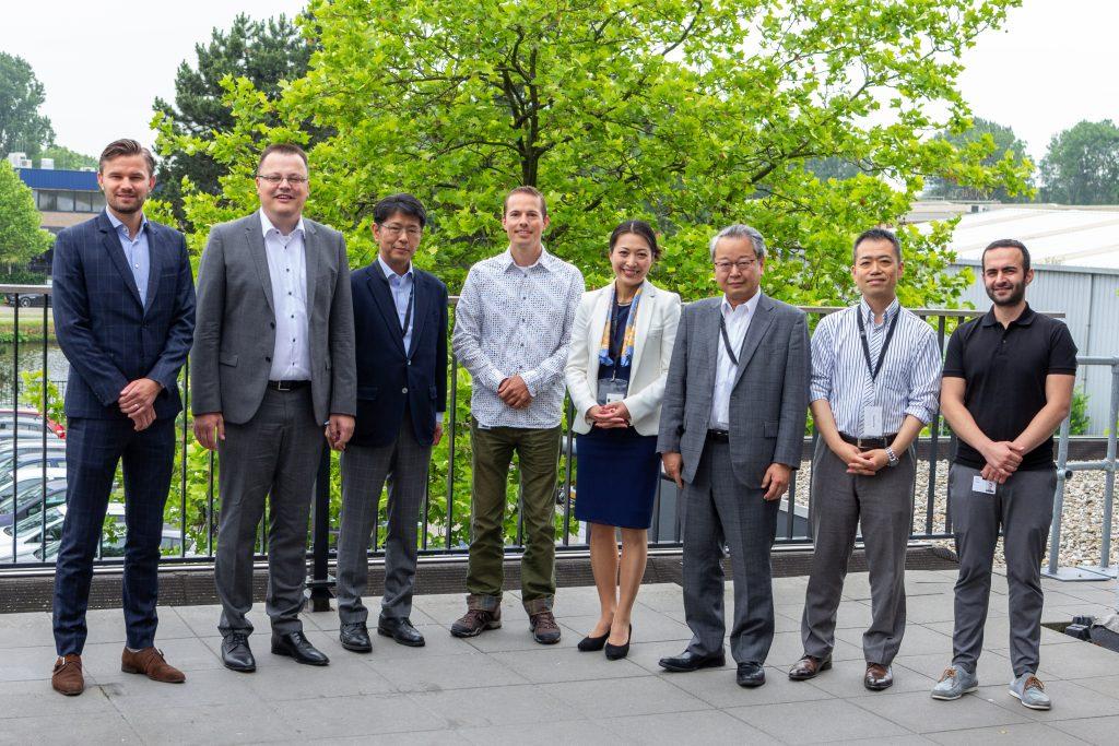 OGD verwelkomt Japanse bezoekers
